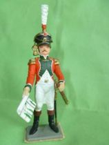 Starlux - Napoleonic - Footed Garde de Paris - Officer 2sd rgt (ref 222/8084/FH60181)
