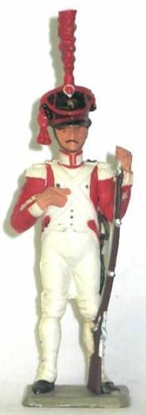 Starlux - Napoleonic - Footed Grenadier - Batallion of Valaison 1810 (ref 267/8094/FH60226)