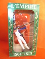 Starlux - Napoleonic - Footed Grenadier - Firing rifle standing (ref GC2/FH60261)