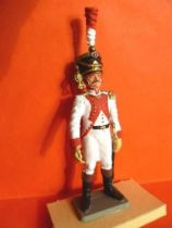 Starlux - Napoleonic - Footed Grenadier - Officer 22th rgt 1807-1808 (ref 8072/FH60223)