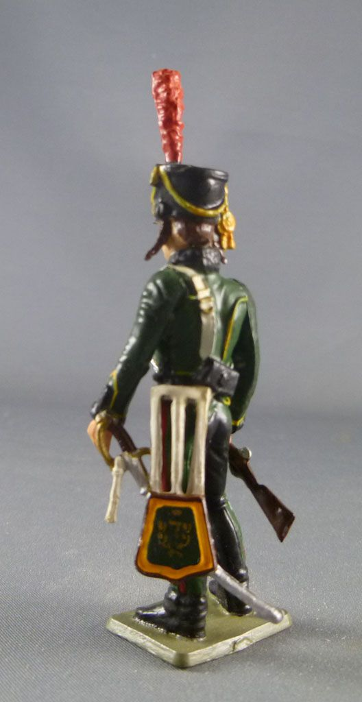 Starlux - Napoleonic - Footed Hussard - 7th rgt  (ref 320/ES43/FH60309)