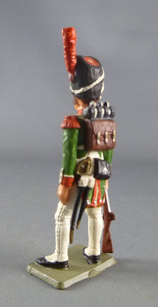 Starlux - Napoleonic - Footed Infanterie - Naples kingdom guard (ref 341/8080/FH60351)