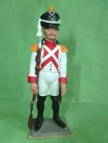 Starlux - Napoleonic - Footed Voltigeur - White uniform 1806-1807 (ref 473/8088/FH60422)