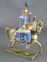 Starlux - Napoleonic - Mounted Carabiniers - Timbalier 2sd Rgt 1811 (ref 8156/FH60530)
