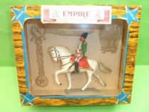 Starlux - Napoleonic - Mounted Napoleon (Mint in Box) (ref 8101)