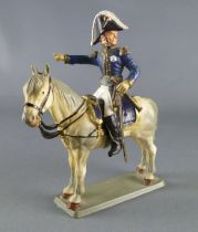 Starlux - Napoleonic - Mounted Officer with telescope (ref C5/8174/FH60504)