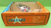 Starlux - Napoleonic (Miniature 40mm) - Mounted Chasseur Trompette (Mint in Box) (ref M 8107)