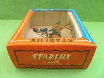 Starlux - Napoleonic (Miniature 40mm) - Mounted Grenadier (Mint in Box) (ref M 8102)