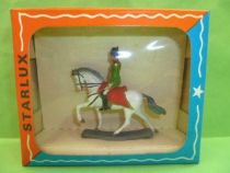 Starlux - Napoleonic (Miniature 40mm) - Mounted Napoleon (Mint in Box) (ref M 8101)