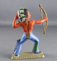 Starlux - Nestlé Kohler - Indians - Footed with bow N° 35