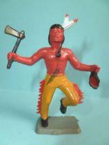 Starlux - Nestlé Kohler - Indians - Footed with scalp N° 34