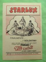 Starlux - Original Italian Advertising