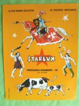 Starlux - Original Poster Catalogue cover 21 x 27cm