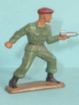 Starlux - Paratroopers - Serie Luxe - Bazooka servant (ref 5062)