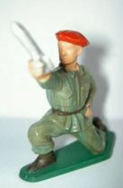 Starlux - Paratroopers - Serie Luxe - Fighting mortar servant (ref 5067)