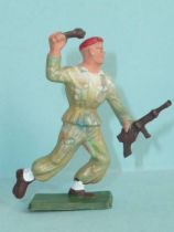 Starlux - Paratroopers - Type 3 - Grenade thrower (ref 67)