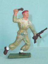 Starlux - Paratroopers - Type 3 - Grenade thrower (ref 67)