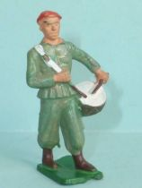 Starlux - Paratroopers - Type 3 - Marching drum (ref 69)