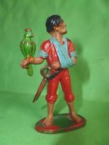 Starlux - Pirates Series 54 - ref 268 - with perrot