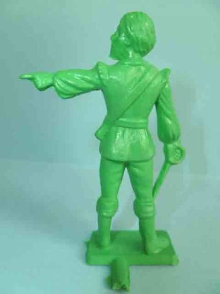 Starlux - Pirates Series 78 - ref F1 - Chief Unpainted