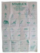 Starlux - Prehistory catalogue - 1980