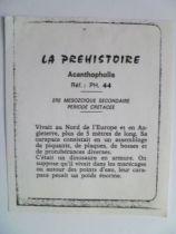 Starlux - Prehistory Notice - Acanthopolis (ref PH44)