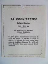 Starlux - Prehistory Notice - Baluchitherium (réf PH26)