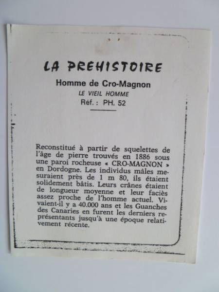 Starlux - Prehistory Notice - Cro-Magnon Man (ref PH52)