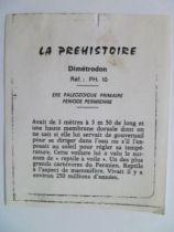 Starlux - Prehistory Notice - Dimetrodon (ref PH10)