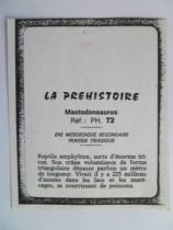 Starlux - Prehistory Notice - Mastodonsaurus  (ref PH72)