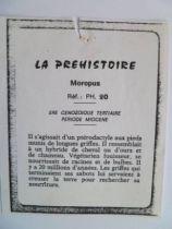 Starlux - Prehistory Notice - Moropus (réf PH20)