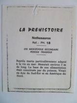Starlux - Prehistory Notice - Nothosaurus (réf PH18)