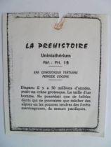 Starlux - Prehistory Notice - Uintatherium (ref PH15)