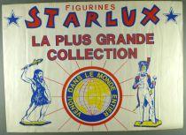 Starlux - Retailer Shop Window Sticker 45 x 32cm