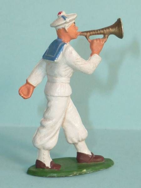 Starlux - Sailors - Type 2 - Marching bugler (ref 48)