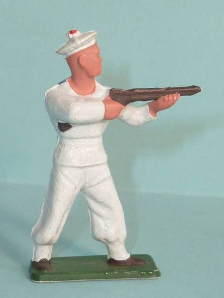 Starlux - Sailors - Type 3 - Firing rifle standing (ref 41)