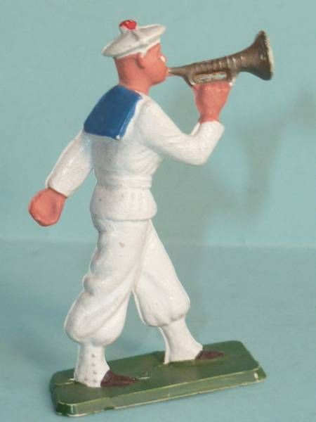 Starlux - Sailors - Type 3 - Marching bugler (réf 48)