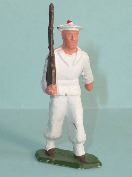 Starlux - Sailors - Type 3 - Marching rifle on shoulder (réf 46)
