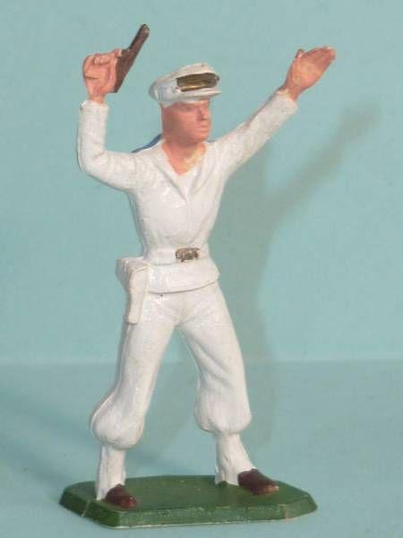 Starlux - Sailors - Type 3 - Raising pistol (ref 50)