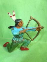 Starlux - Sioux Series Luxe 55/56 - Footed Firing bow kneeling (ref 2164)