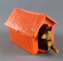 Starlux - The Farm -  Accessory - Doghouse + dog (ref 518)