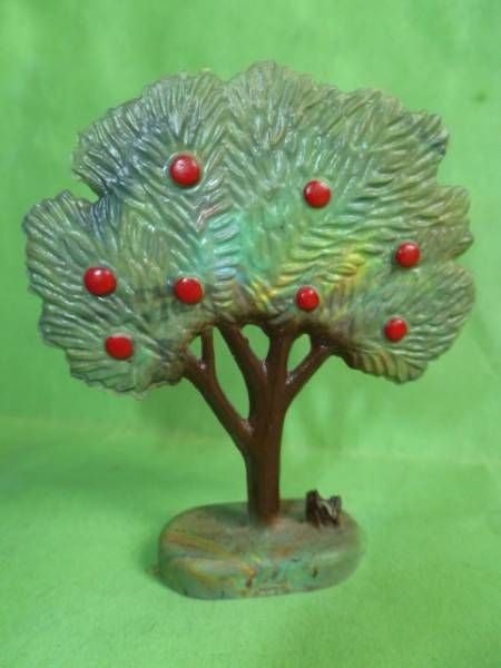Starlux - The Farm -  Accessory Vegetation - Apple Tree (series 53/54 ref 805)