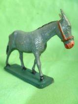 Starlux - The Farm - Animals - Donkey on base (Series 65/66 ref 2547)