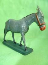 Starlux - The Farm - Animals - Donkey on base (Series 65/66 ref 2547)