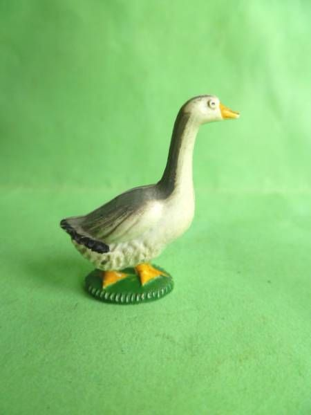 Starlux - The Farm - Animals - Goose closed mouth (Series 63 ref L577)