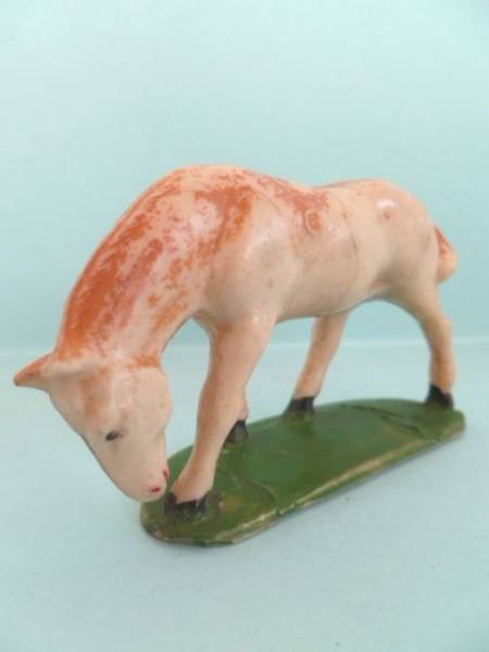 Starlux - The Farm - Animals - Horse (eating) (series 53/54 ref 541)