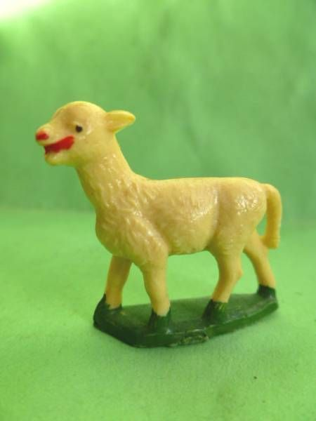 Starlux - The Farm - Animals - Lamb (ivory) (Series 53/54 ref 523)