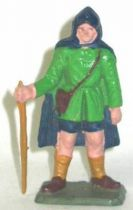 Starlux - The Farm - Shepherd (green & dark blue) (series 75 ref PF7)