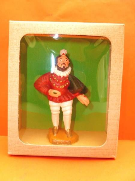 Starlux - The French Kings - Henri III (Mint in Box) (réf R 9)
