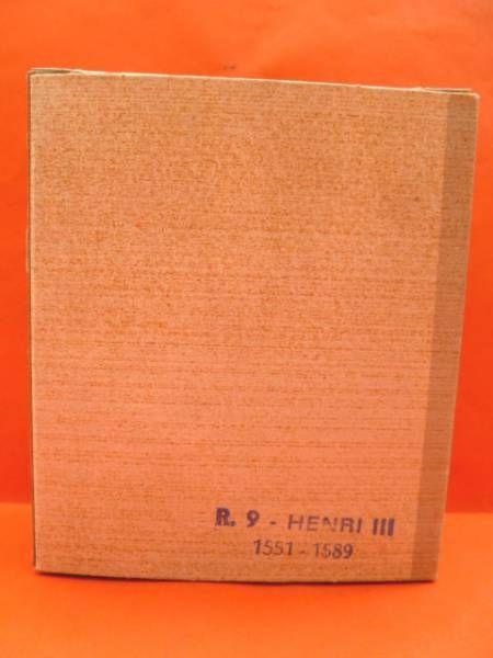 Starlux - The French Kings - Henri III (Mint in Box) (réf R 9)